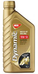 MOL Dynamic Moto 4T Racing 10W-50 (1 l)